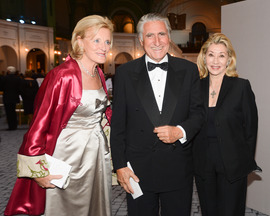 Madame Jacques Chirac & Monsieur Christian Deydier host the Gala for the 50th Anniversary of the XXVIth Biennale des Antiquaires